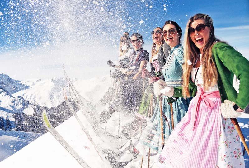 Skiausflug mit der Familie oder Freunden? ab Wohlen